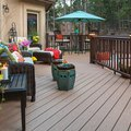 What Are Composite Deck Boards Made of?