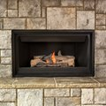 How to Convert a Fireplace Back to Wood From Gas