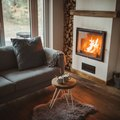 How to Clean Cloudy Fireplace Glass