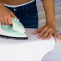 How to Clean the Sole Plate of a Rowenta Iron