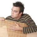 How to Get Mold Off a Bamboo Blind