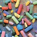 How to Make Homemade Window Chalk