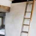 How to Paint a High Wall Without a Ladder