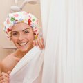How to Keep a Shower Curtain on the Wall