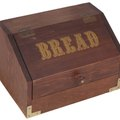 Do-it-Yourself Plans for a Wooden Breadbox