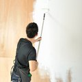 How to Remove Water & Oil Stains on Walls