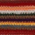 How to Crochet a Heart-shaped Rag Rug