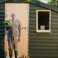 How to Construct a Plywood Shed Door