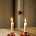 How to Make Tapered Candles Stand Up