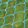 How to Install Hog Rings in a Chain Link Fence