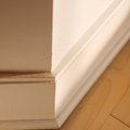 How to Attach a Quarter Round to a Baseboard
