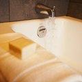 How to Clean Fiberglass Tubs & Showers