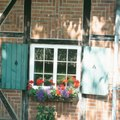 How to Mount a Window Box on a Brick House