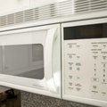 How to Remove a GE Spacemaker Microwave