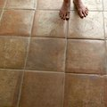 How to Bring an Old Tile Floor Back to Shine