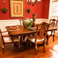 How to Transform Your Dining Room With Picture Frame Molding