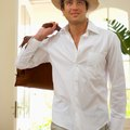 How to Remove Sweat Stains From Leather Hats