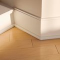 Baseboard Transitions From Two Types of Molding