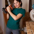 How to Drill in Plaster Walls