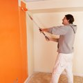 How To Paint Orange-peel Textured Wall Treatments