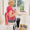 How to Arrange a Sewing Room