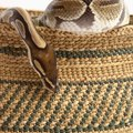 How to Weave a Grass Basket