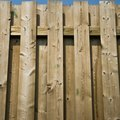 How to Install a Shadowbox Fence