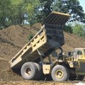 How to Operate a PTO on a Dump Truck