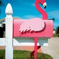 How to Attach a Mailbox to a Wooden Post