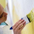 How to Paint Over Yellow Paint