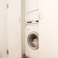 How to Move a Stacked Washer and Dryer