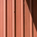 How to Install a Corrugated Metal Privacy Fence