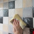 How to Clean Black Colored Grout