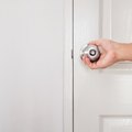How to Remove a Screwless Doorknob