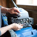 How to Clean a Lawn Mower Fuel System