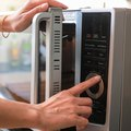 How to Steam Clean a Microwave with Wet Paper Towels