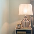 How to Remove Water Stains From a Lampshade