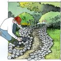 How to Make a Japanese Dry River Bed