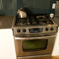 How to Change a White Stove to a Stainless Steel Look