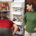 How to Remove the Back Panel From a Refrigerator
