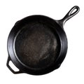How to Remove White Calcium Deposits on Cast Iron Pans