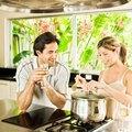 How to Caulk Around a Cooktop