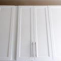 How to Add Trim to Cabinets