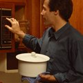 How to Remove Calcium Deposits From Ceramic Pots