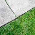 How to Install a Sidewalk Drainage System