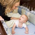 How to Take the Bassinet Covers Off to Wash