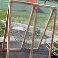 How to Build an A-Frame Trellis
