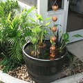 How to Make a Rain Chain Water Feature