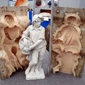 How to Make Concrete Statuary Molds