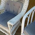 How to Restore Outdoor Wicker Furniture